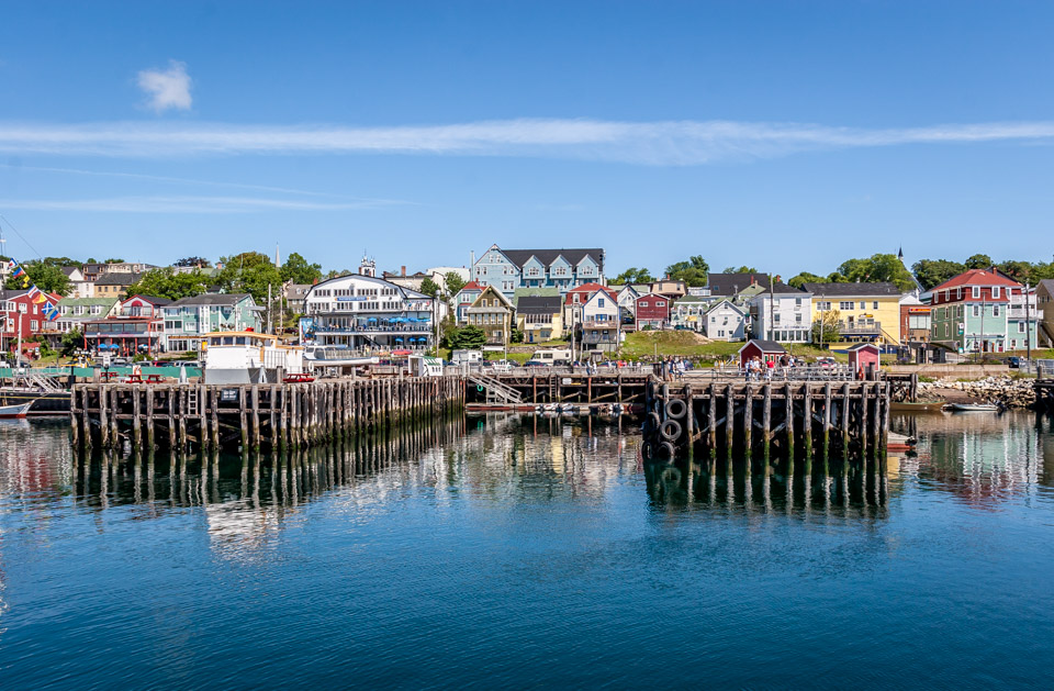 Docks of Lunenburg, NS