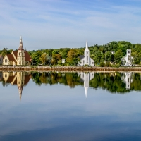 Mahone Bay Churches