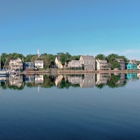 Mahone Bay Panorama