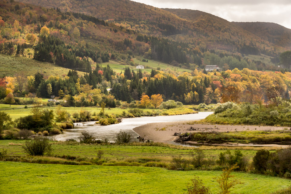 Margaree River, , NS