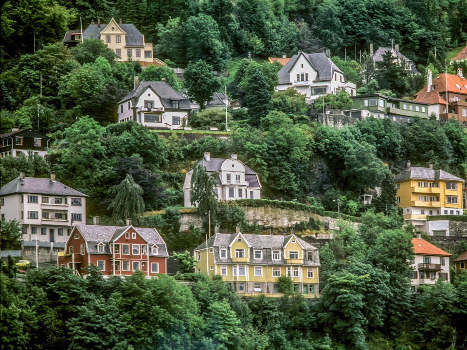 Hillside Homes